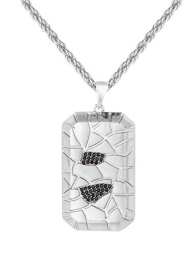 Toms Kolye Gümüş